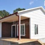 House Economic Houses Housing Low Cost Prefab