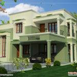 House Elevation Contact Design Thrissur