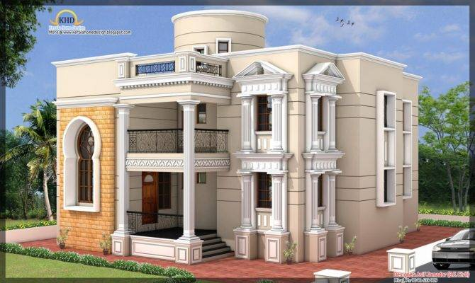 House Elevation Kerala Home Design