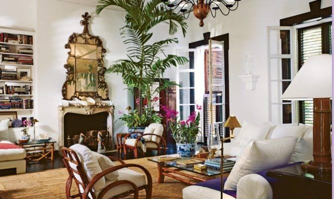 House Exudes Old World Jamaican Plantation Style