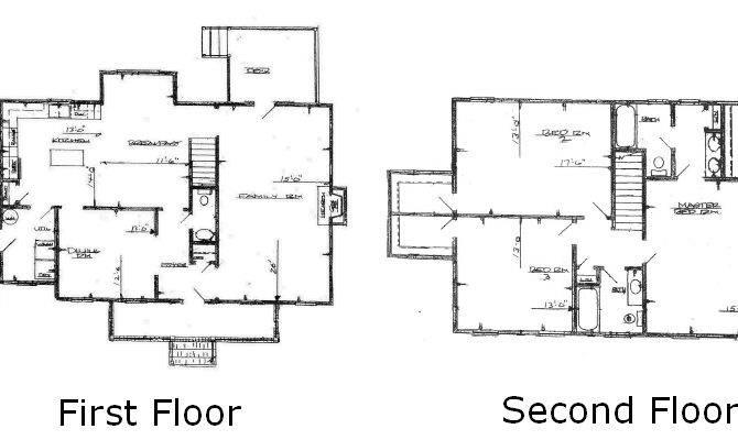 House Floor Plans Bedroom Bath Story Home Designs