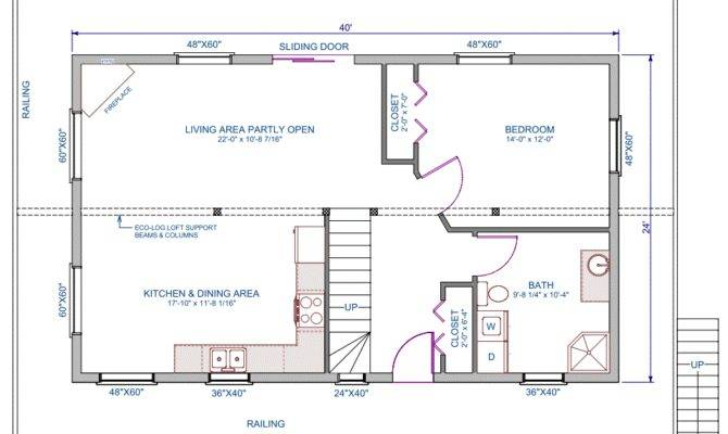 House Floor Plans Loft Joy Studio Design