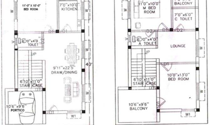 House Floor Plans Square Feet