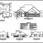 House Floor Plans Unique American Ranch