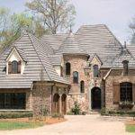 House French Country Home Stones Plans