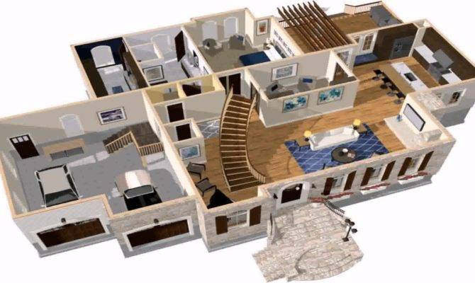 House Interior Design Software Youtube