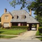House Larger Example English Cottage Style