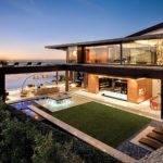 House Luxury Beach Home Designs Courtyards Best
