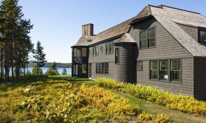 House Maine Peter Pennoyer Architects