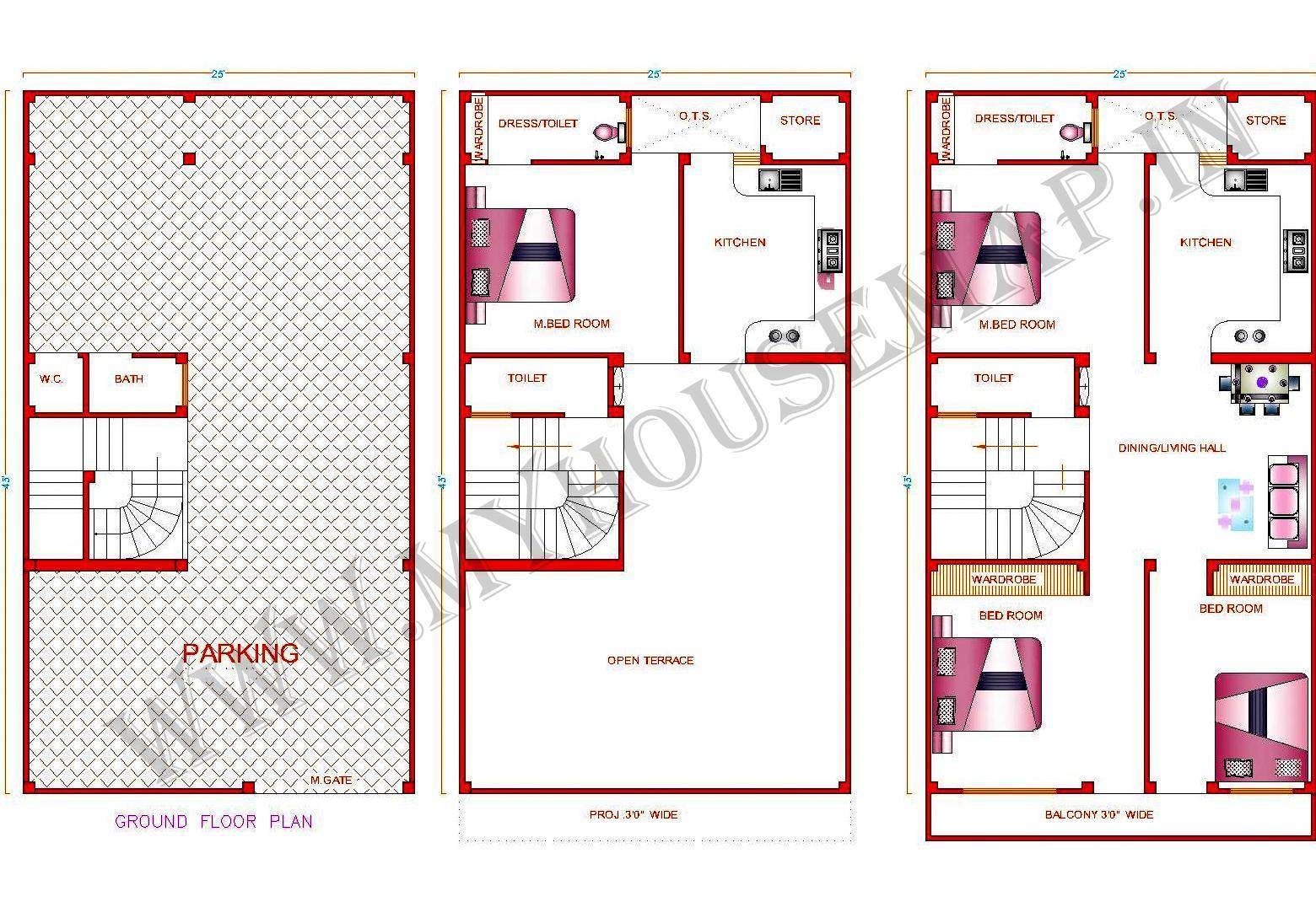 House Map Design Sample Elevation Exterior Home Plans Home Plans Blueprints 97144