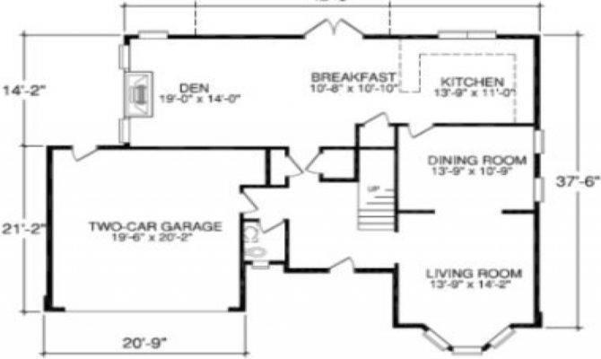 House Measurements Floor Plans Homes