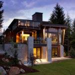 House Modern Country Design Progressive Concept
