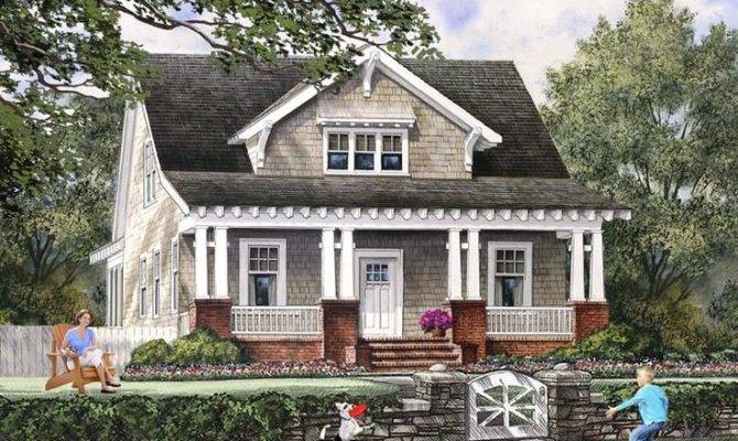 House Mountains Bungalow Cottage Craftsman Farmhouse Plan