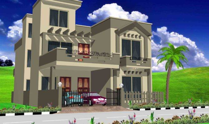 House Naksha Pic Modern Plans Blog