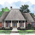 House Open Plan Plans Floor Home