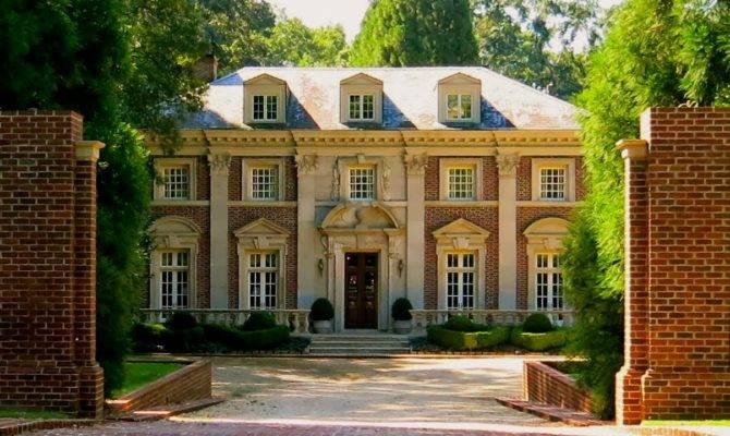 House Originally Located Peachtree Road Willis Jones