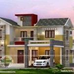House Parapet Design Kerala Youtube