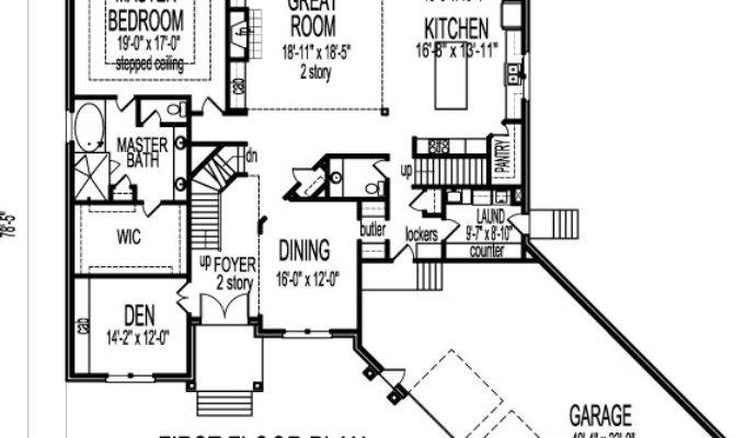 House Plan Angled Garage Floor Plans