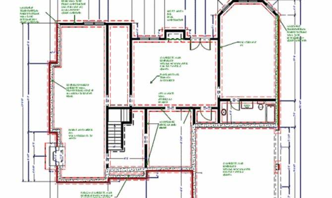 House Plan Beds Baths Lower Floor