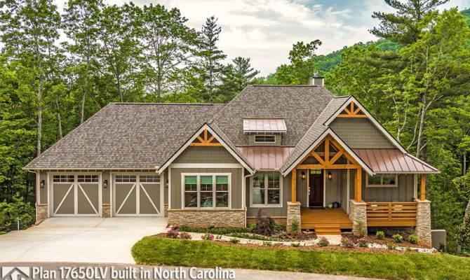 House Plan Built North Carolina