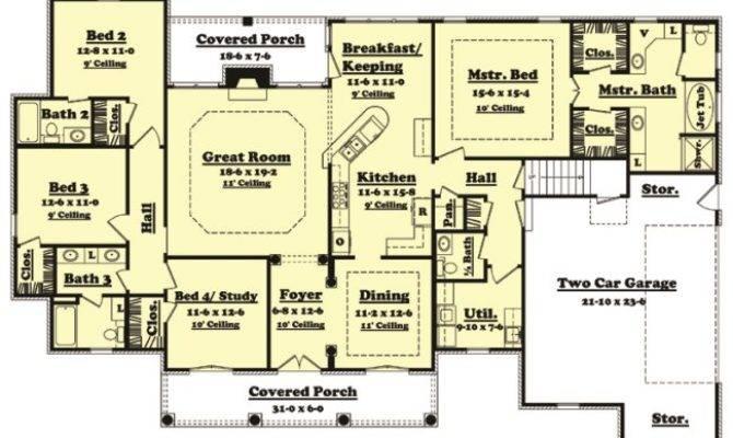 House Plan Cedarcrest Planhouse