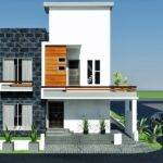 House Plan Corner Plot Design Lahore Pakistan