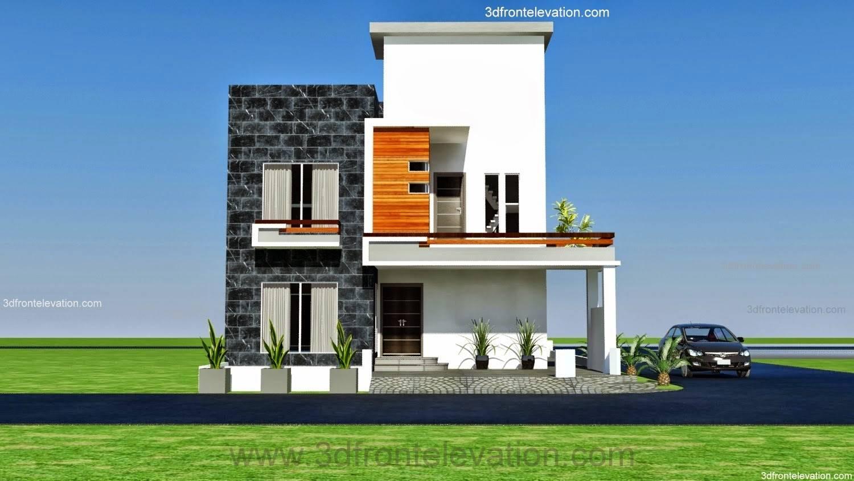 House Plan Corner Plot Design Lahore Pakistan