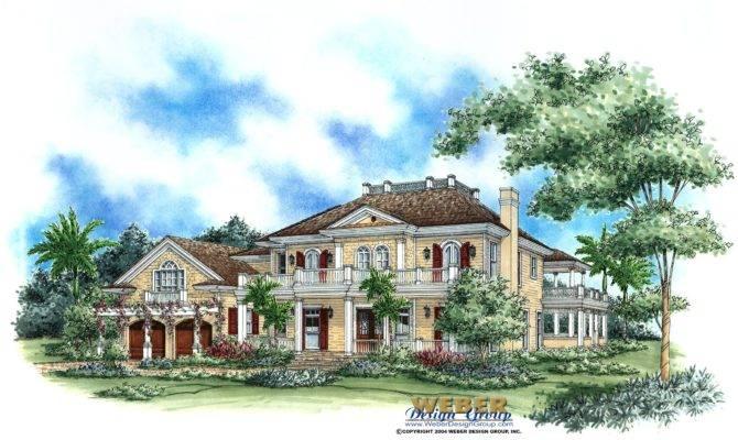 House Plan Creative Plantation Plans Design
