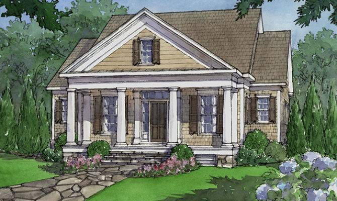 House Plan Dewy Rose Southern Living