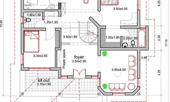 House Plan Elevation Kerala Home Design