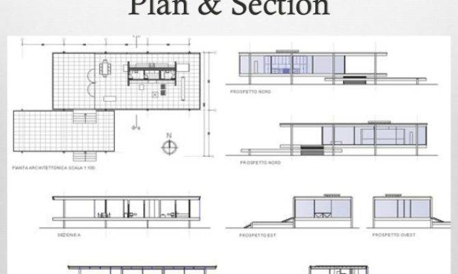 House Plan Elevation Section Design Plans