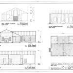 House Plan Elevation Section Design Plans