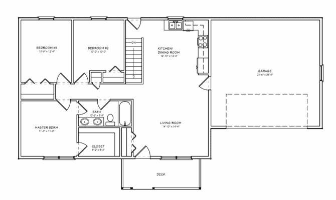 House Plan Ideal Starter Homes Downsizing Vacation Home