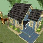 House Plan Insulated Dog Construction