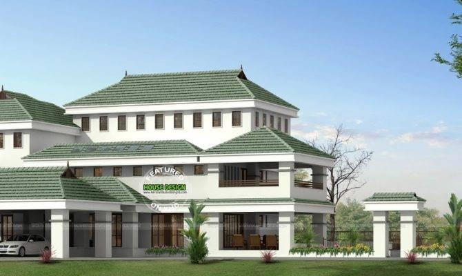 House Plan Kerala Home Design Floor Plans
