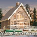 House Plan Maison Chalet Cottage