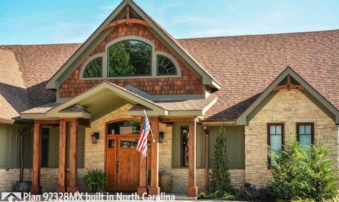House Plan Modified North Carolina