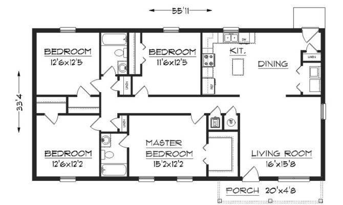 13 Unique Tiny Home Floor Plans Free