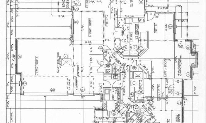 House Plan Pole Barn Blueprints Metal Building
