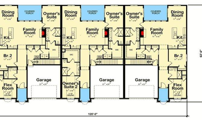 House Plan Private Covered Porches