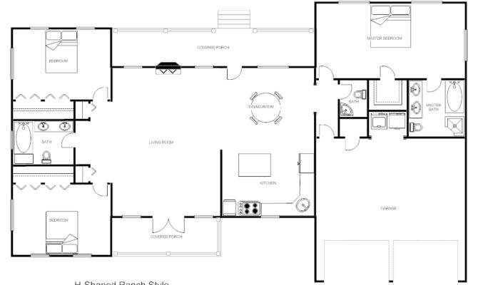House Plan Ranch