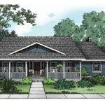 House Plan Redmond Country Plans Associated Designs