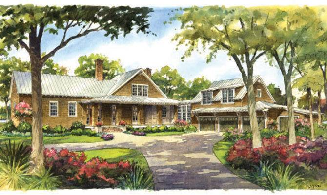 House Plan River Southern Living