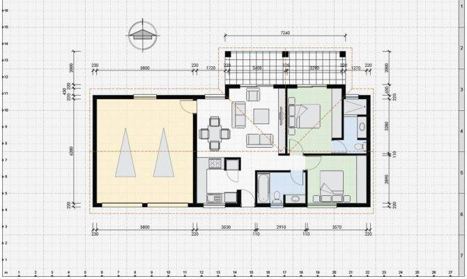 House Plan Samples Examples Our Pdf Cad Floor