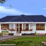 House Plan Single Floor Kerala Home Design Plans