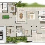 House Plan Storey Plans Bedroom