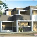 House Plan Storied Kerala Home Design Floor Plans