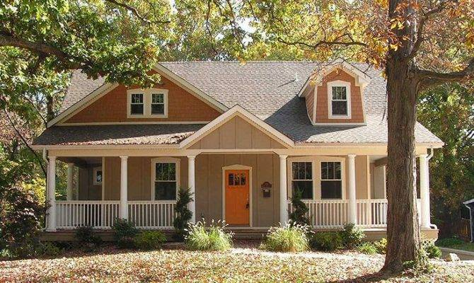 House Plan Wrap Around Porch More Rustic Plans