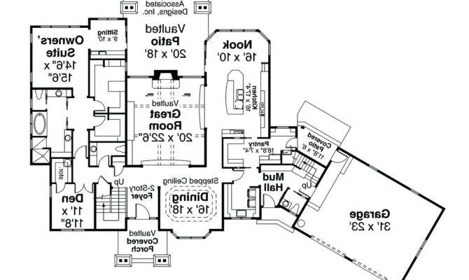 House Plans Apartment Attached