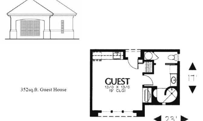 House Plans Attached Casitas